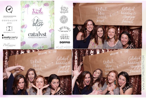 CATALYST WEDDING CO MAG LAUNCH PARTY