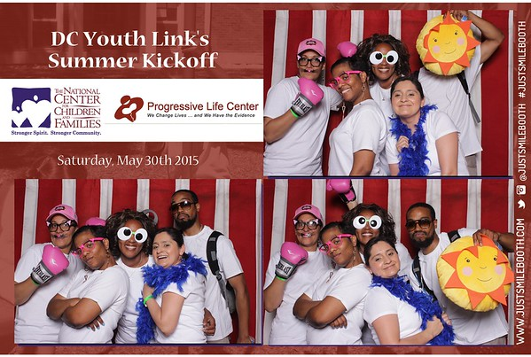 DC Youth Links Summer Kickoff