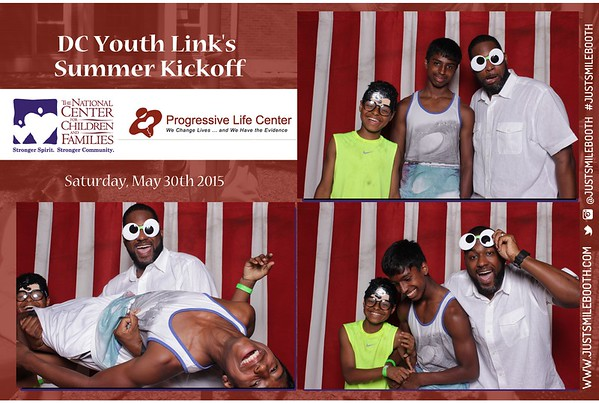 DC Youth Links Summer 2015 Kickoff