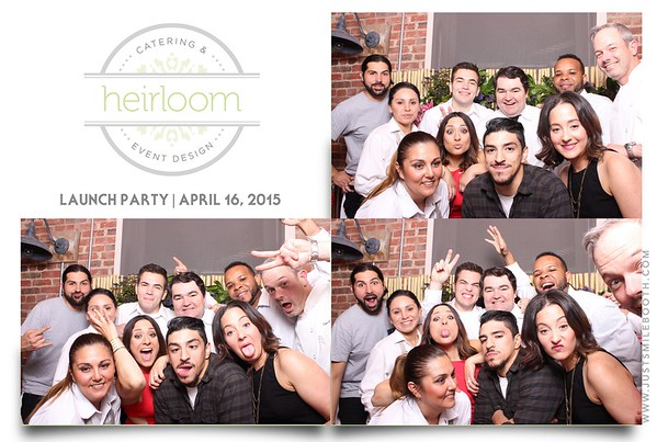 Heirloom Launch Party 2015