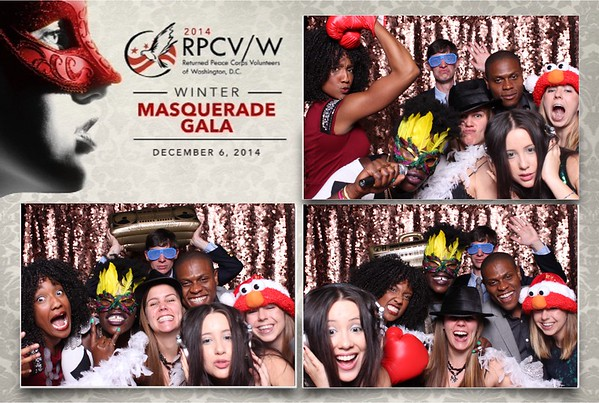Returned Peace Corp of DC Masquerade