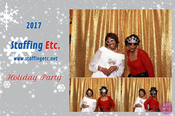 Staffing Etc 2017 Holiday Party