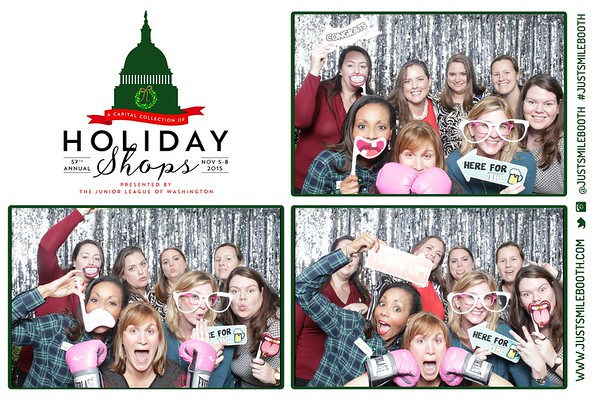 The Junior League of Washington:2015 Capital Collection of Holiday Shops