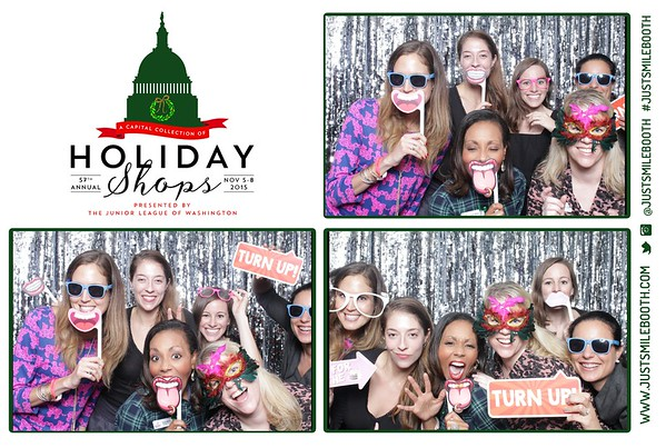 The Junior League of Washington: Capital Collection of Holiday Shops