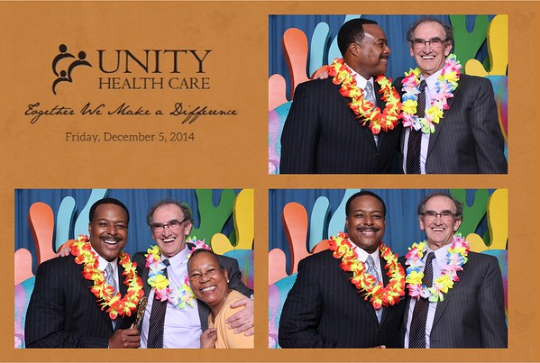 Unity Healthcare Holiday Party
