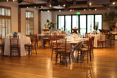 A Casual September Supper at Cannon Green's Trolley Room