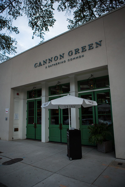 A Family Style Supper at Cannon Green
