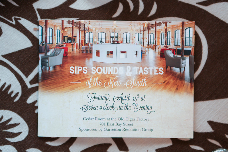 Sips, Sounds and Tastes of the New South