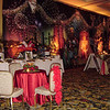 Carnivale' in 4 styles - RIO, VENICE, NEW ORLEANS AND SOUTH CAROLINA - in the ballroom of Belmond Charleston Place Hotel