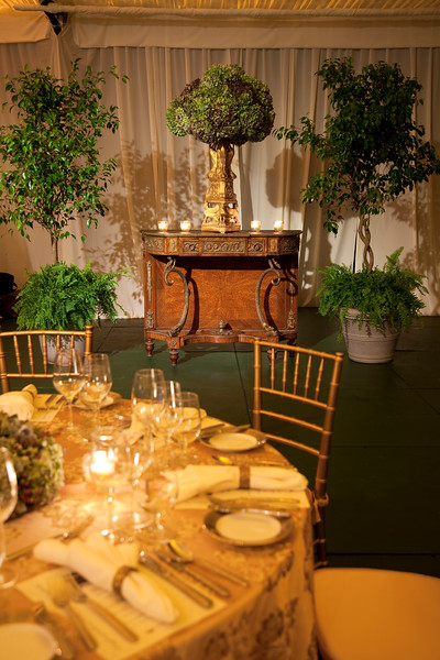 An Evening of Colonial Splendor at Drayton Hall - Corporate  Event for 200 Guests