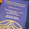 AFP's National Philanthropy Luncheon, held at the new Charleston Gaillard Center