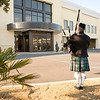 """A taste of the """"Old Charm"""" of Charleston with a bagpiper...always best in the distance."""