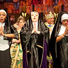 A Little Sister Act was a big hit!