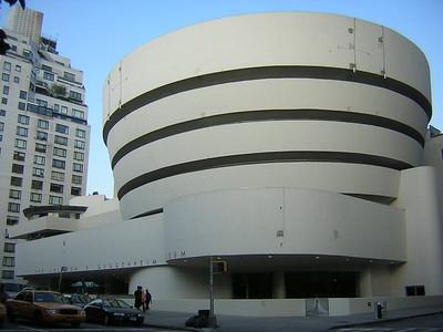 The Guggenheim!