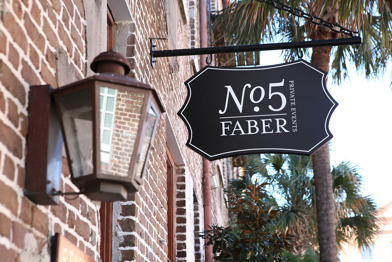 The Opening of No. 5 Faber