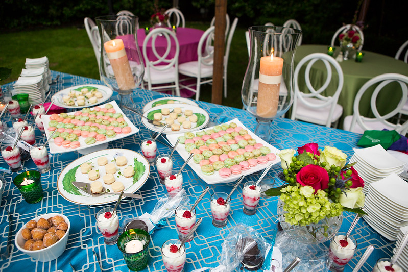 An Evening Garden Party at the Governor Thomas Bennett House