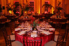 Mahogany chairs and red velvet cloths added a handsome dimension to this celebration of another ship filled with loot. ...JMC Charleston - Special Event Production and Design offering Destination Management Services in Charleston, South Carolina