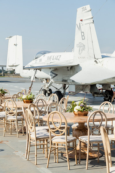 The Summer Breeze Soiree on the USS Yorktown