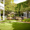 What a wonderful shadow on the lawn of the 19th century gates that grace the entrance of this venue. ...JMC Charleston - Special Event Production and Design offering Destination Management Services in Charleston, South Carolina