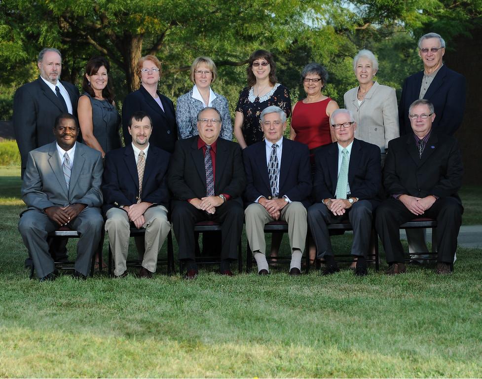 Colemans Prof Service Board