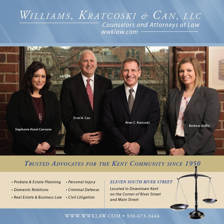 Williams Kratcoski & Can Full Page Ad-1