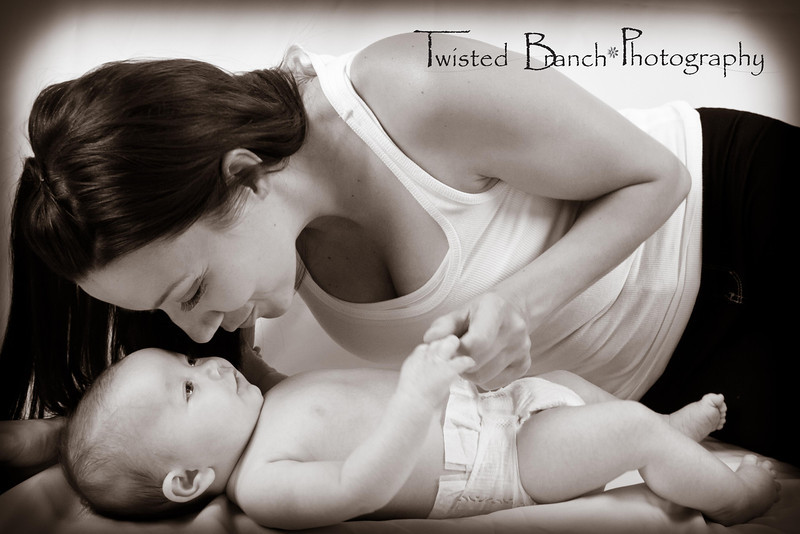 A mother and her baby is a cutest thing you will ever see.  The love between the two of them is a beautiful thing to see!