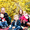 A wonderful fall family photo! These guys were such fun to photograph!