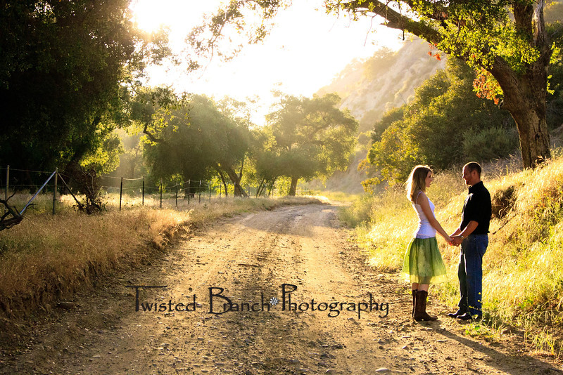 Engagement pictures are so fun..the couple is so excited and in love!