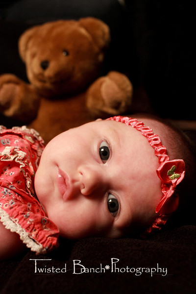I love photographing babies!