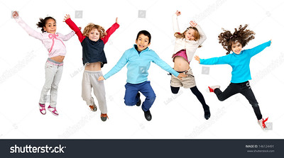 stock-photo-group-of-children-jumping-isolated-in-white-146124491