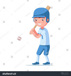 stock-vector-boy-baseball-player-in-a-helmet-and-sports-uniform-hits-the-ball-small-child-plays-baseball-and-1495026896