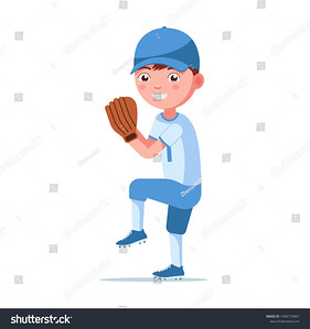 stock-vector-boy-baseball-player-in-a-sports-uniform-is-preparing-to-throw-a-ball-small-child-pitcher-in-a-1496773967