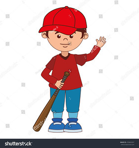 stock-vector-boy-cartoon-baseball-bat-isolated-476863267