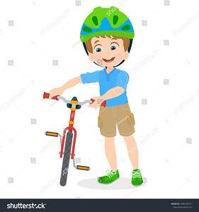 stock-vector-boy-on-a-bicycle-with-a-helmet-1289136271