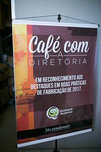 Café com a Diretoria - 17.01.2018