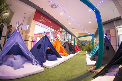 Acampando com o Papai no Minas Shopping - 11.08