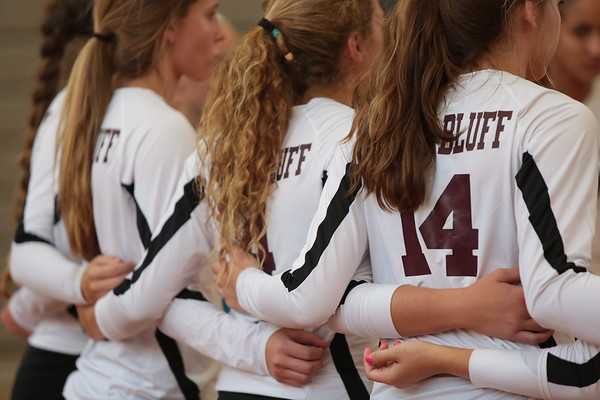 Flour Bluff Volleyball Aug 12 2016
