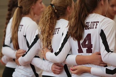 Flour Bluff Volleyball Aug 12 2016