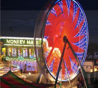 Ferris wheel, Buc days