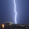 Lightning strikes maybe once