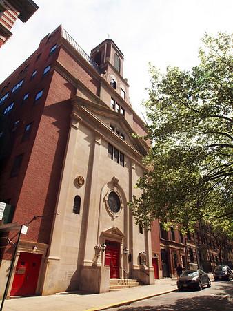 Corpus Christi Church -April 2010