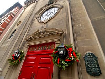 Corpus Christi Church -Christmas 2008