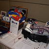 Some NY Giant items for the silent auction