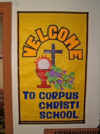 Corpus Christi School March 2009