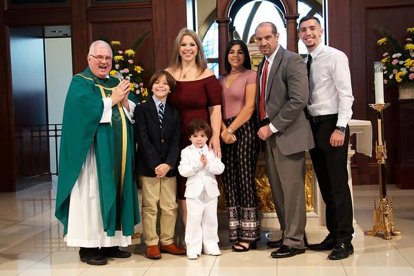 2017 August 20 Corpus Christi 10:30 am Mass and Baptism