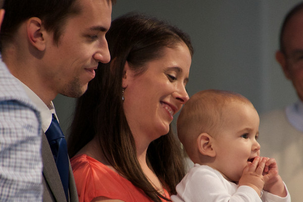 2017 Nov 26 Warren's Baptism