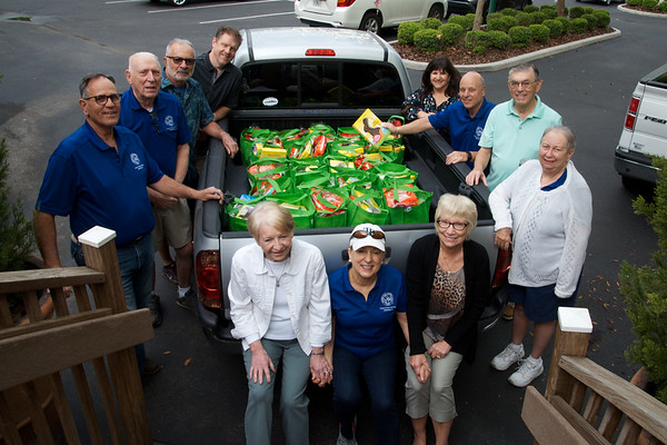 Loading Easter Food for the Poor - Corpus Christi 2018