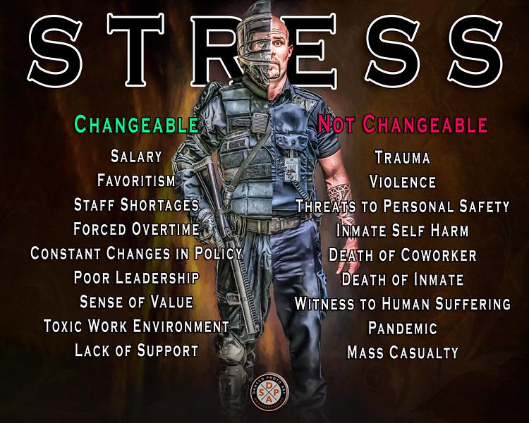 Stress - Corrections