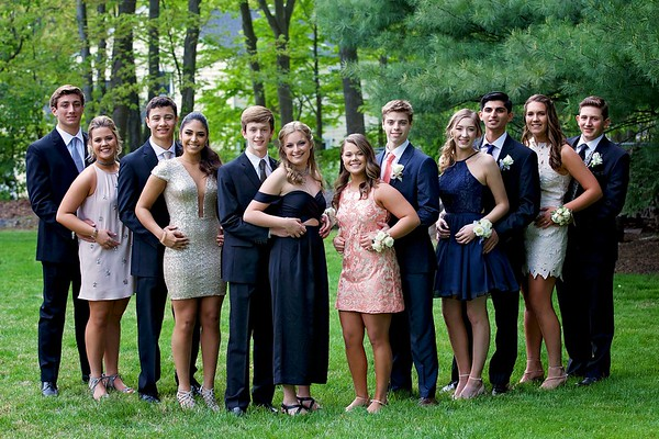 Corrigan Prom Photos