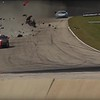 Actual footage of a Ferrari 458 crash at Road America, coming down Moraine sweep.. Watch the driver walk away at the end!